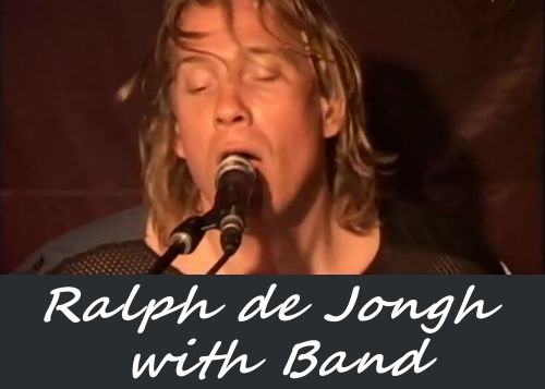 Ralph-de-Jongh-with-Band
